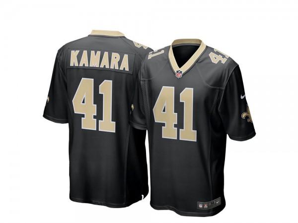 Nike New Orleans Saints Alvin Kamara Home Game NFL Jersey