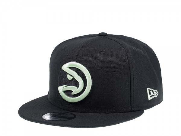 New Era Atlanta Hawks Light Neon Edition 9Fifty Snapback Cap