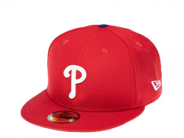 New Era Philadelphia Phillies 2008 World Series 59Fifty Fitted Cap
