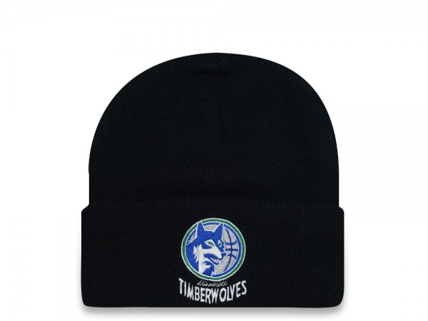 Mitchell & Ness Minnesota Timberwolves Team Logo Mütze