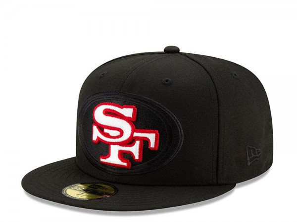 New Era San Francisco 49ers Elements 2.0 Edition Fitted 59Fifty Cap