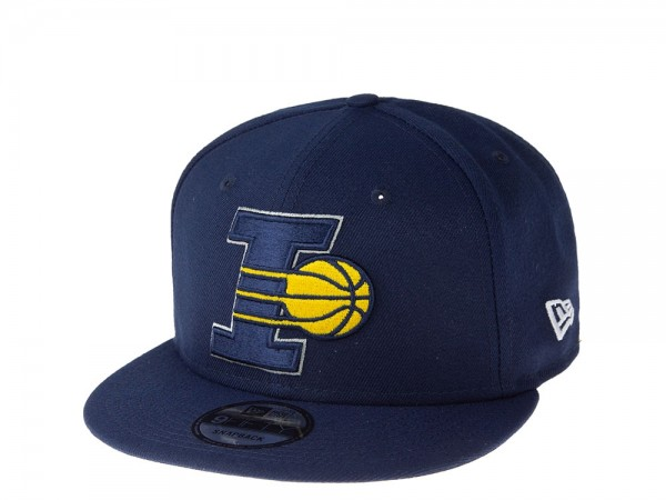 New Era Indiana Pacers Back Half Series 9Fifty Snapback Cap