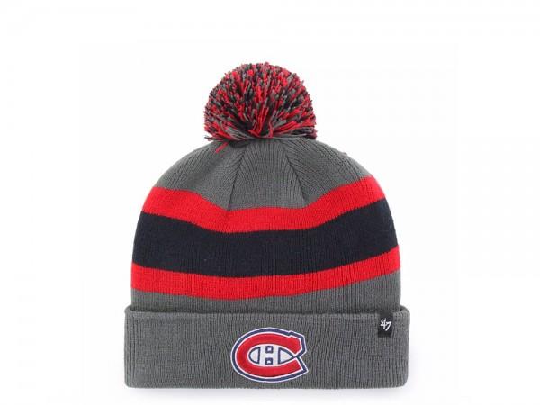 47 Brand Montreal Canadiens Breakaway Cuff Mütze