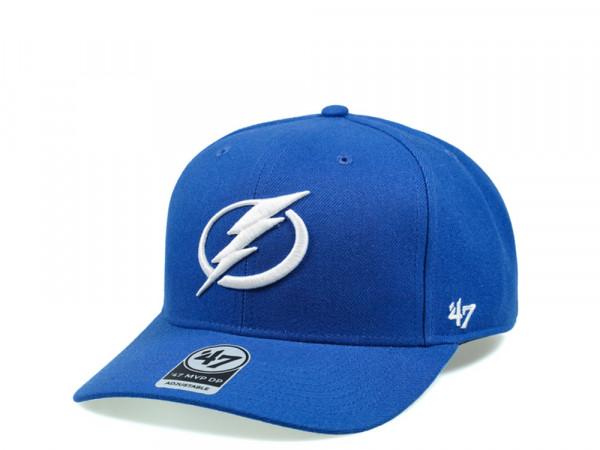 47Brand Tampa Bay Lightning Cold Zone MVP DP Snapback Cap