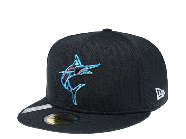 New Era Miami Marlins Springtraining 2020 59Fifty Fitted Cap
