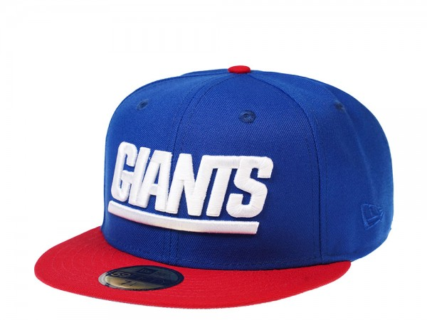 New Era New York Giants Pro Bowl Edition 59Fifty Fitted Cap