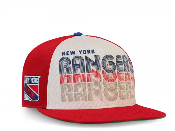 Fanatics New York Rangers True Classic Snapback Cap