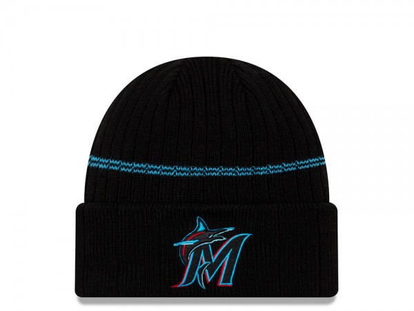 New Era Miami Marlins Authentic Onfield Mütze