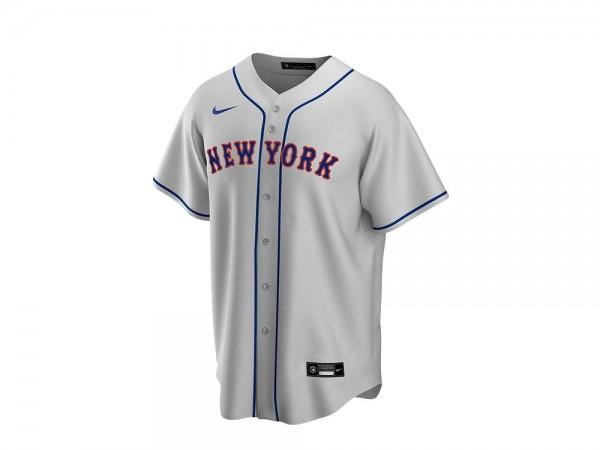 Nike New York Mets Road Replica MLB Trikot
