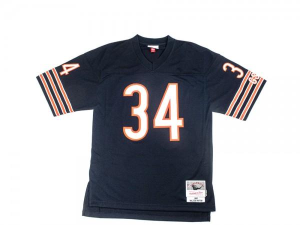 Mitchell & Ness Chicago Bears Trikot - Walter Payton NFL Legacy Replica 1985 Jersey