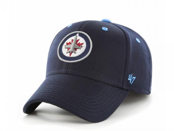 47brand Winnipeg Jets Contender Stretch Fit Cap