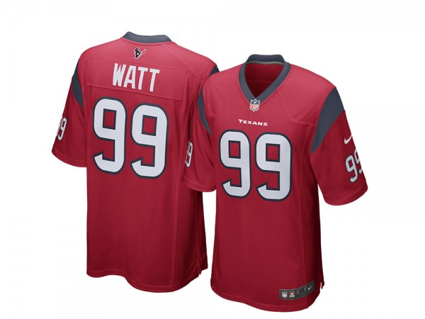 Nike Houston Texans JJ Watt Alternate Game NFL Jersey