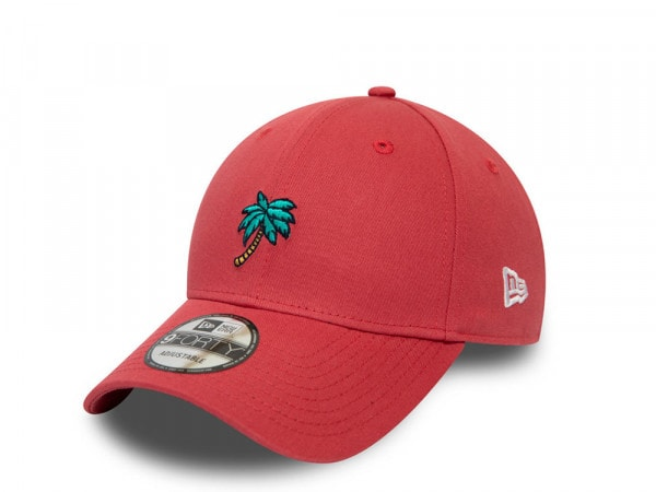 New Era Sports Edition Palm Coral 9Forty Adjustable Cap